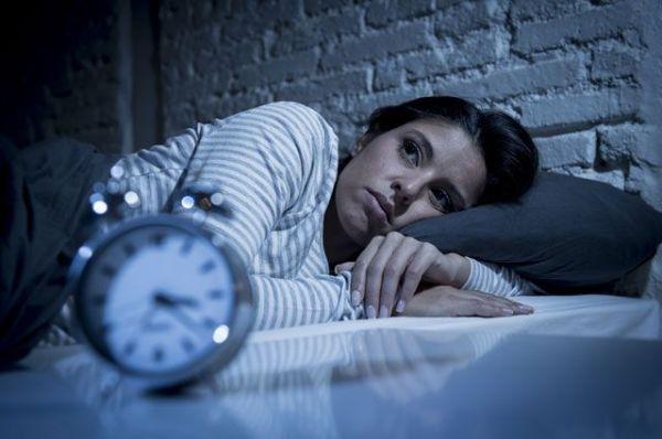 бессонница - симптом нарушения функции надпочечников